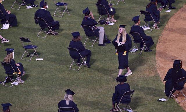 Hoover Graduation 2020