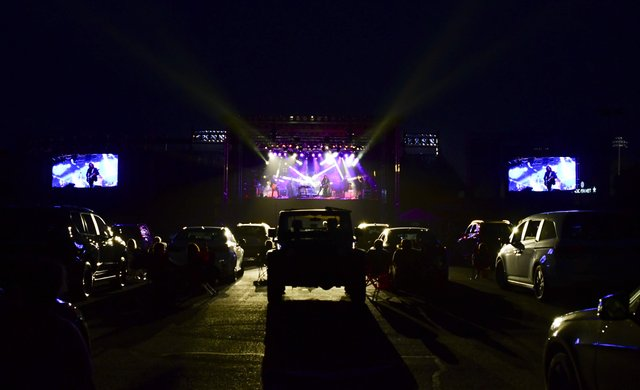 Concerts from the Car