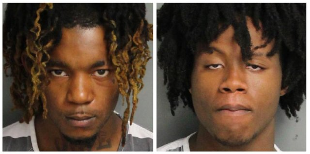 Galleria shooting suspects