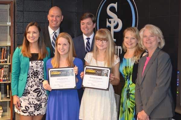 Spain Park students win C-Span video contest