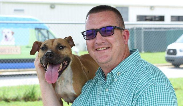 Mike Jeffcoat - Shelby County Humane Society