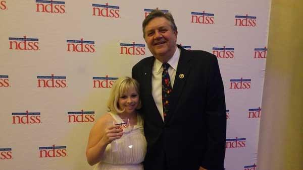 Ashley DeRamus award