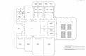 Hindu temple floor plan