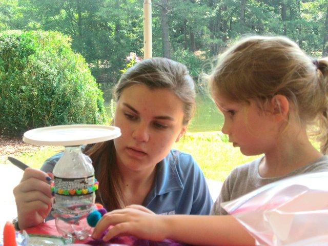 Aldridge Gardens Summer Camp