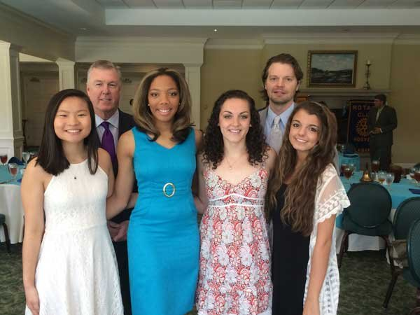 Spain Park High scholarship recipients
