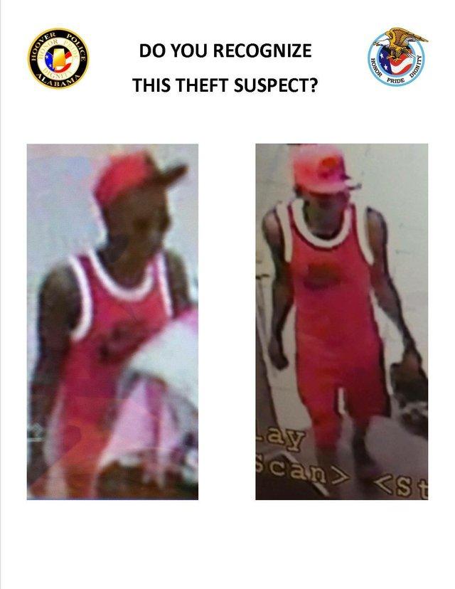 Galleria Thefts