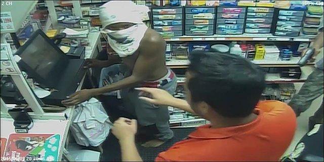 Shell Robbery