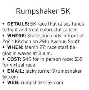 Rumpshaker 5K 2021 info