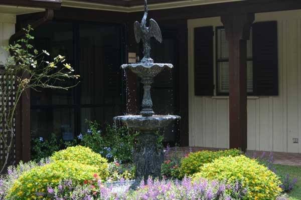 Aldridge Gardens Fountain