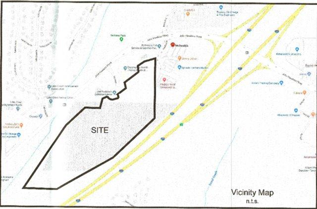 Kessler property vicinity