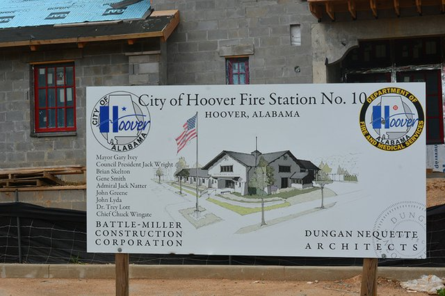 Hoover Fire Station 10