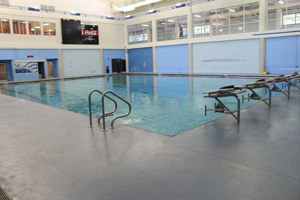 Hoover Recreation Center pool