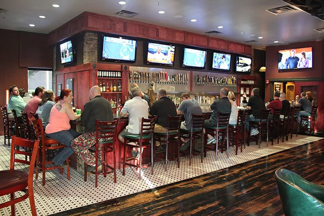 On Tap Sports Cafe