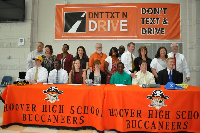 0413 Hoover Spring Signing Day