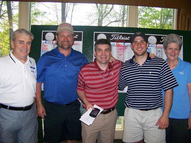 0513 Low Gross Crest Cadillac Golf Tournament