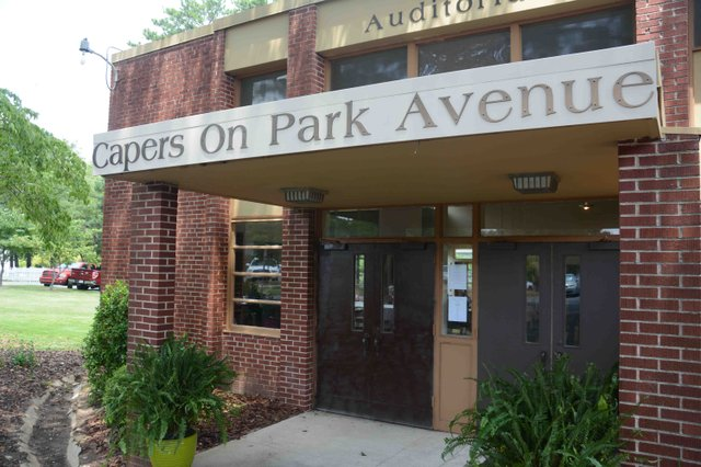 Capers On Park Avenue Closing Artists The Bluff Staying