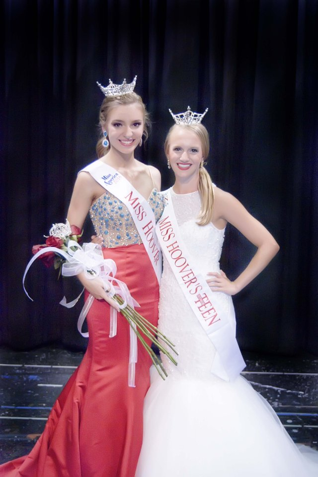 Miss Hoover Pageant