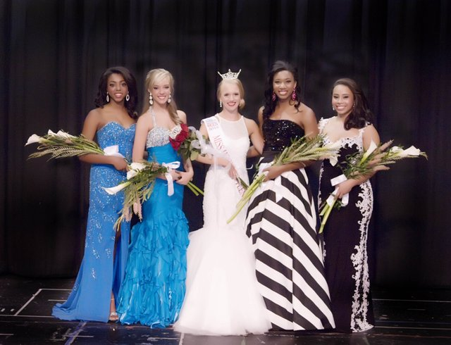 Miss Hoover's Outstanding Teen Pageant