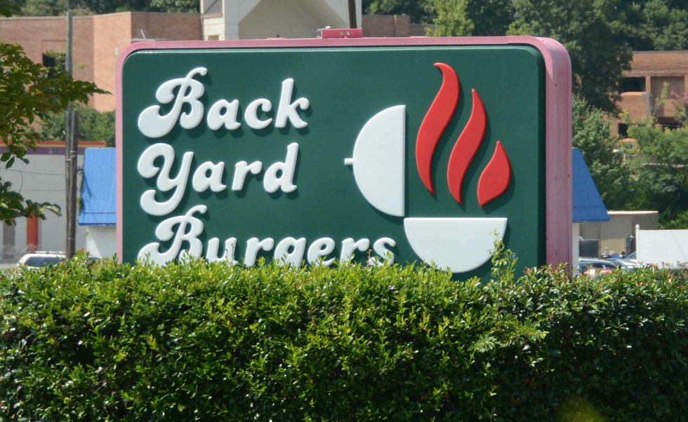 backyard burgers plans updates for hoover location hooversun com
