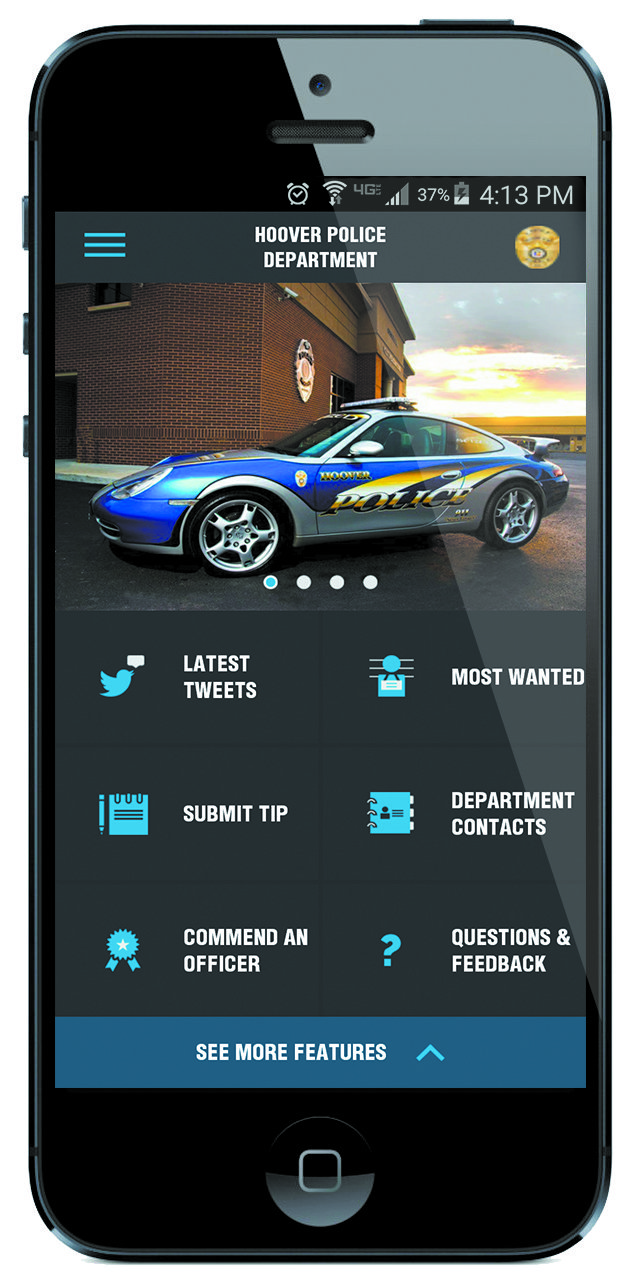 Hoover PD App