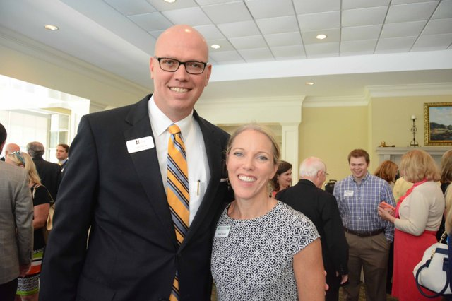 Hoover Area Chamber of Commerce luncheon