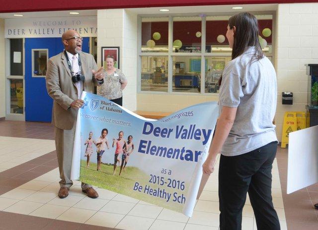 Deer Valley Grant Presentation