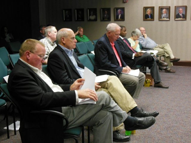 Hoover school budget hearing 9-10-15