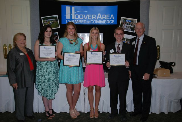 0513 Lila Parks Scholarship Hoover Rotary