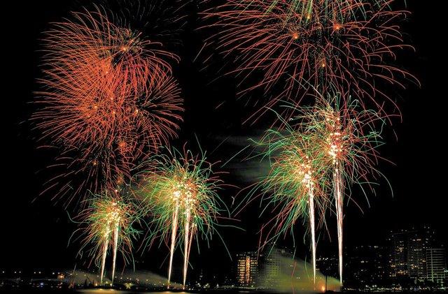 0513 Freedom Fest July 4 Fireworks