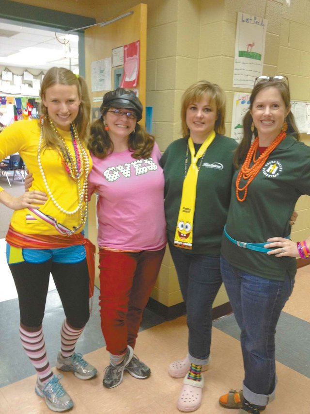 0613 Tacky Day at Green Valley Elementary