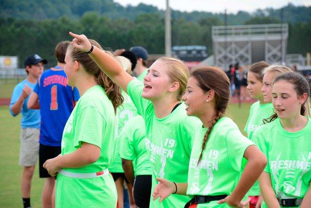 SPHS Homecoming 2015