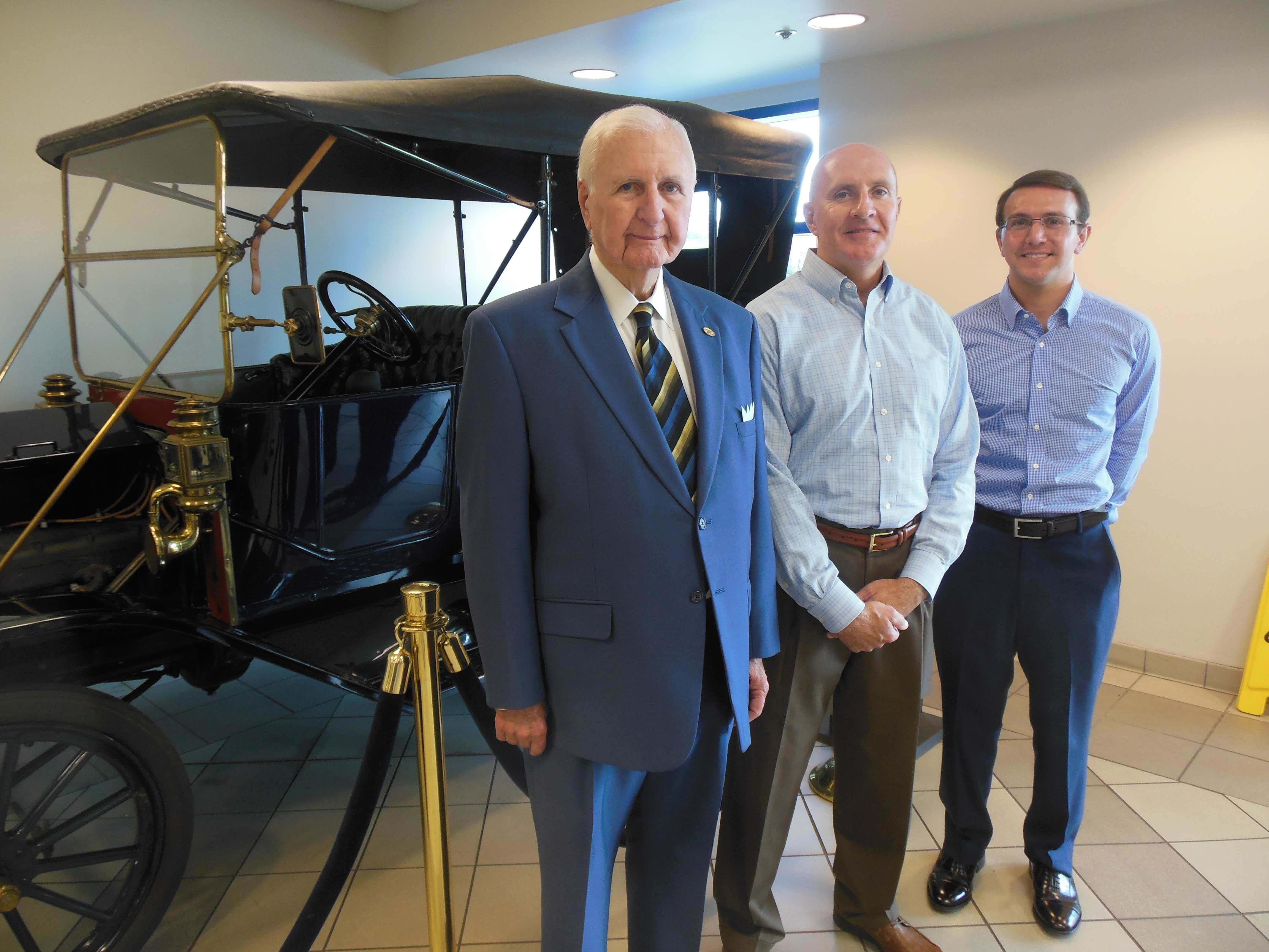 Long Lewis Auto Dealership In Hoover Celebrates 100 Years As
