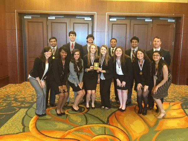 Spain Park HOSA winners 2015