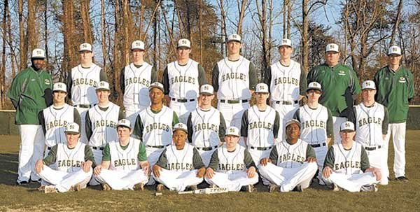 Shades Mountain Christian School Varsity Baseball Team