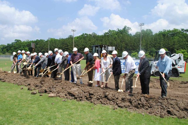 0713 Miracle Field Ground Breaking