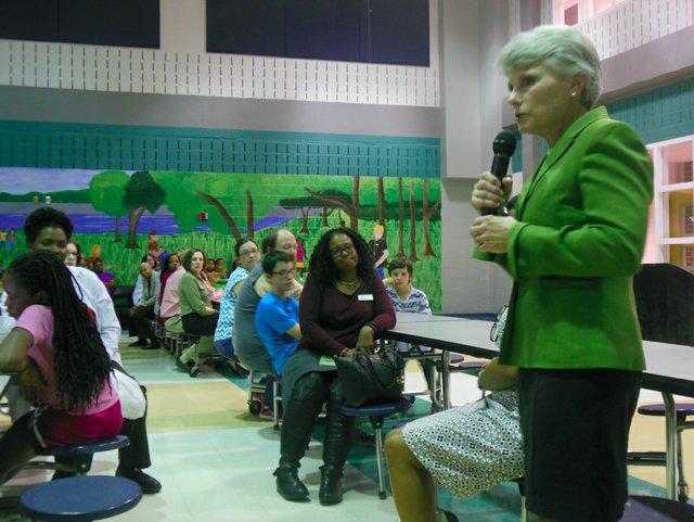 Hoover school rezoning meeting 10-6-15 (3)