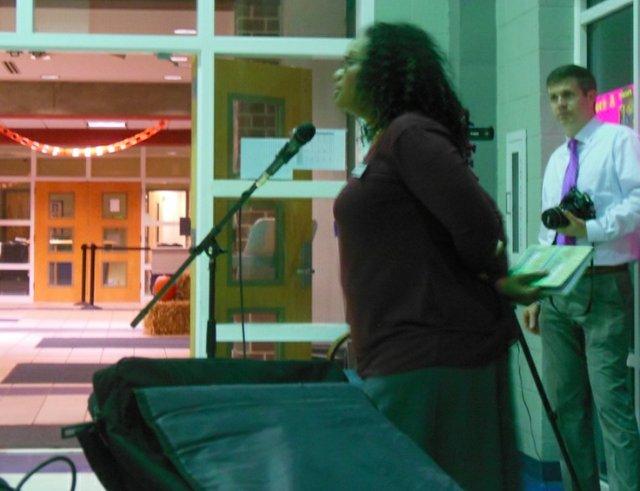 Hoover school rezoning meeting 10-6-15