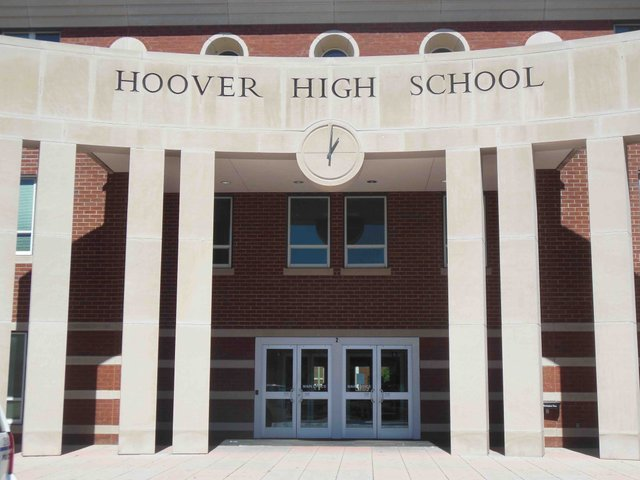 Hoover High School Sept 2015