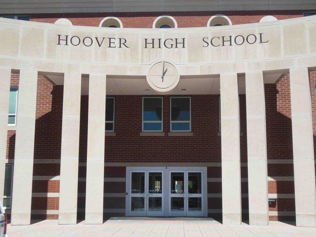 Hoover High School Sept 2015