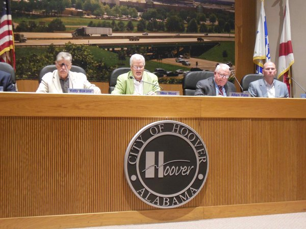 Hoover planning commission 10-12-15