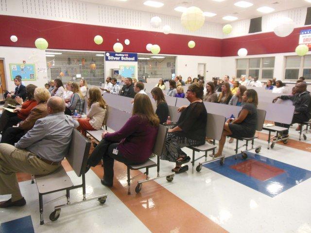 Hoover school rezoning meeting 10-19-15