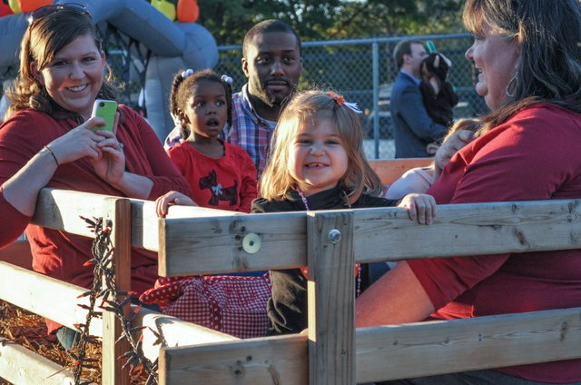 2014 Hoover Hayride and Family Night