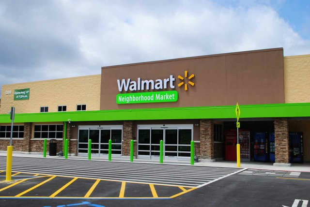 0813 Walmart Neighborhood Market
