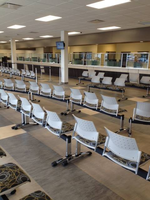 Jefferson County Hoover revenue office interior