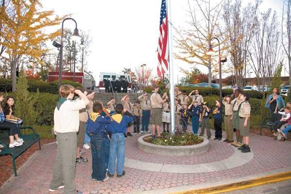 Hoover Public Library veterans