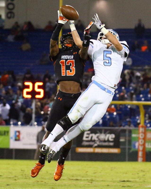 Hoover Spain Park 2015 reg season