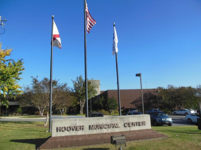 Hoover Municipal Center Fall 2015