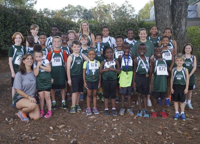 SMCS cross country