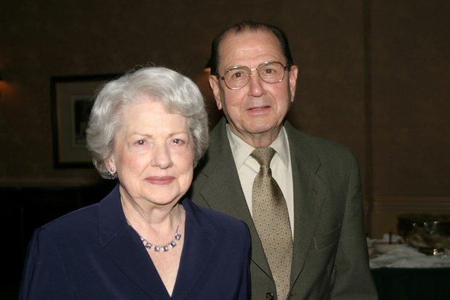 George and Helena Farmer