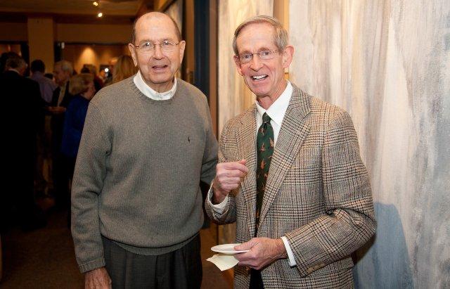 George Farmer Michael Krawcheck Southern Voices 2012